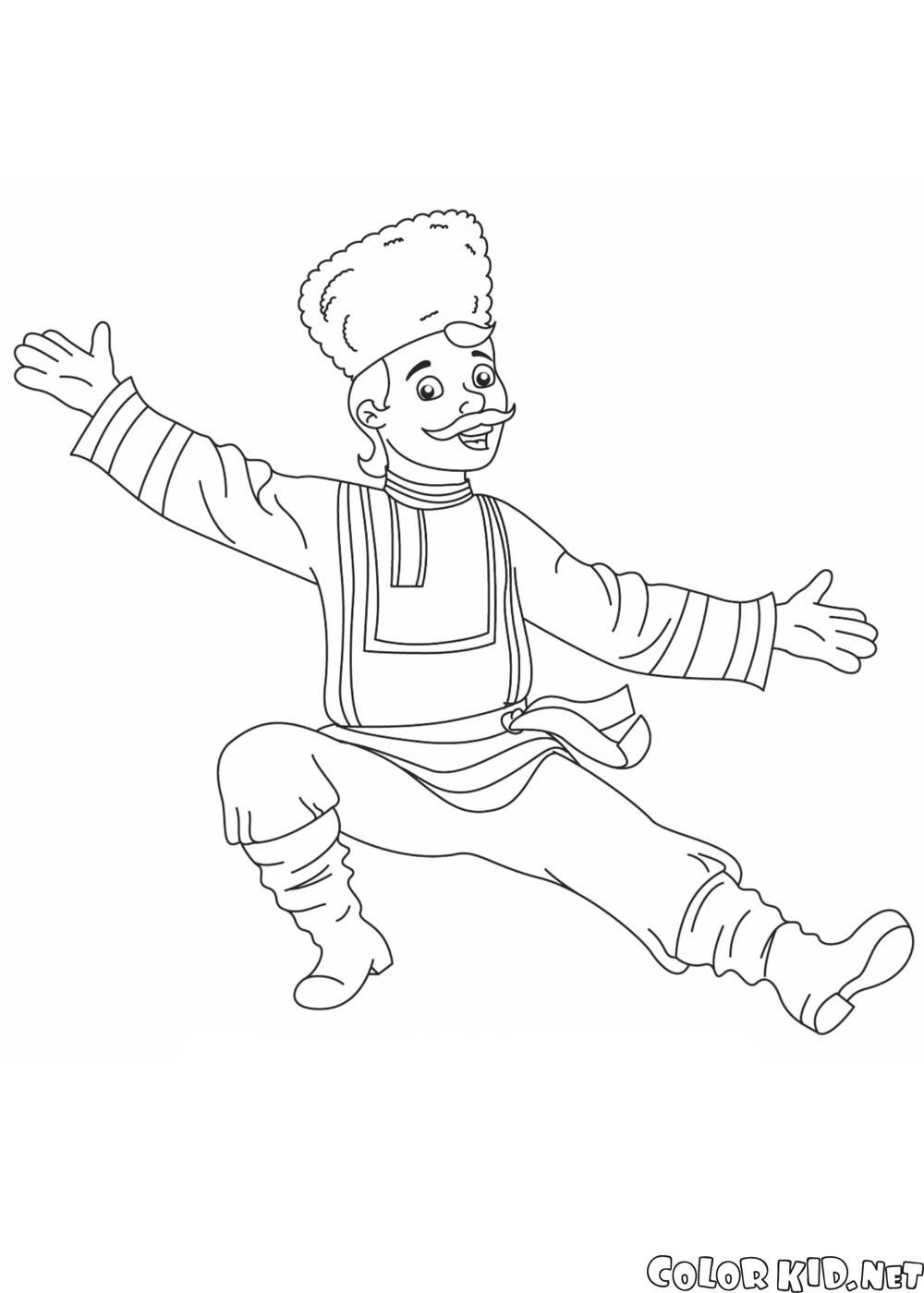 Rus dansçı