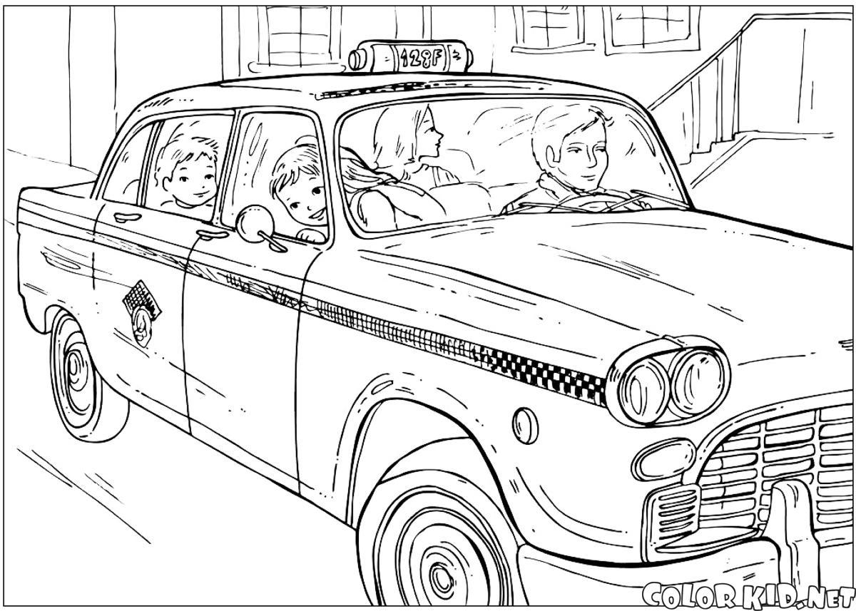 New York Taksi