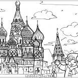 Kremlinde tapınak