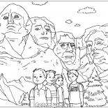 Rushmore Dağı heykelleri